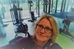 Henriette Driesen-Joanknecht bij de KNVB in Zeist